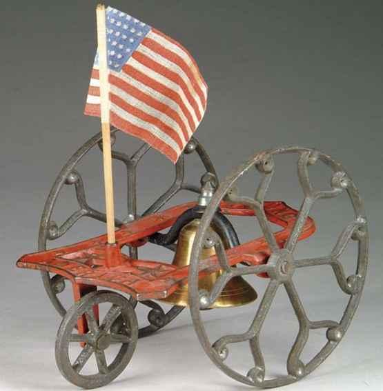 gong bell 12 spielzeug gusseisen junge amerikanische glocke