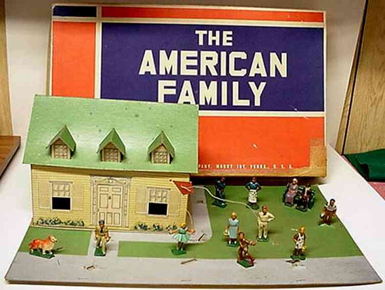 grey iron casting company h113 haus mit giguren the american family