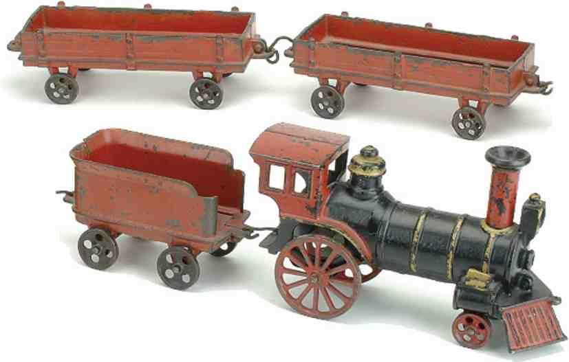 Ives Güterzug