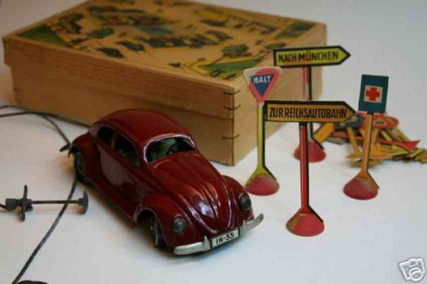JNF Neuhierl Volkswagen Beetle with the split