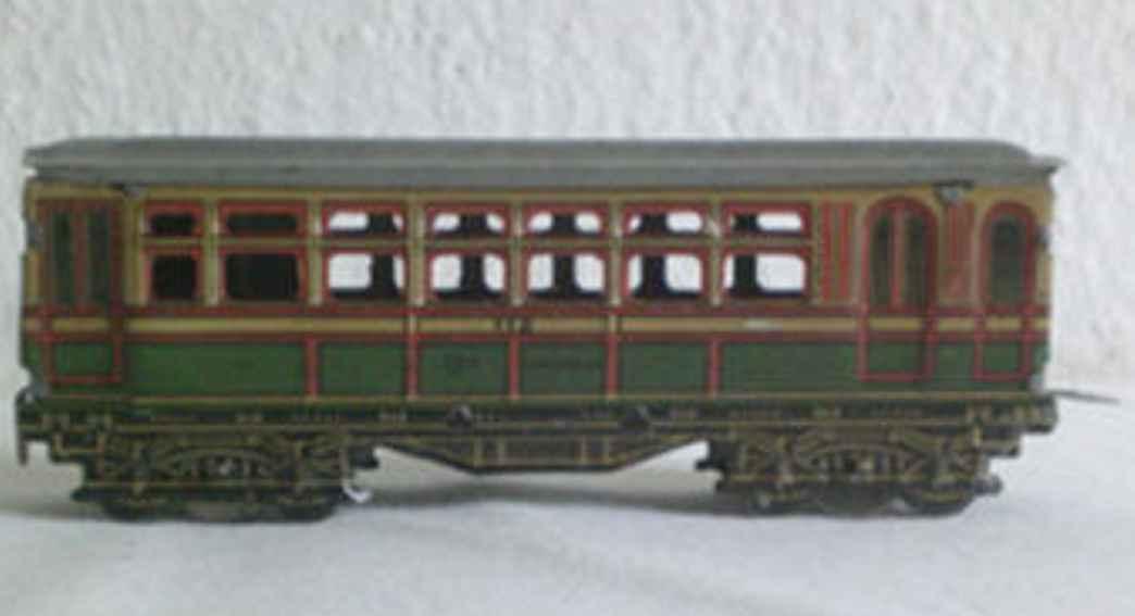 Kellermann 112 Eisenbahnwagen