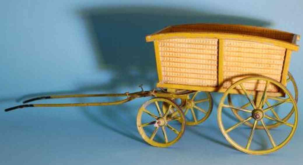 marklin 8361/2 tin toy farmer car