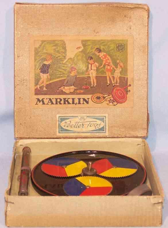 marklin 9078 tin toy top game
