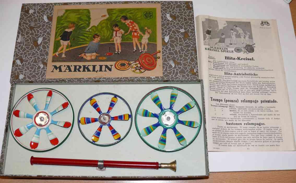 Maerklin 9083/2 Spinning top