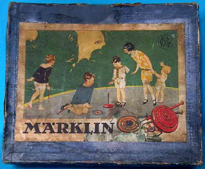 maerklin 9096/6 kreiselspiel