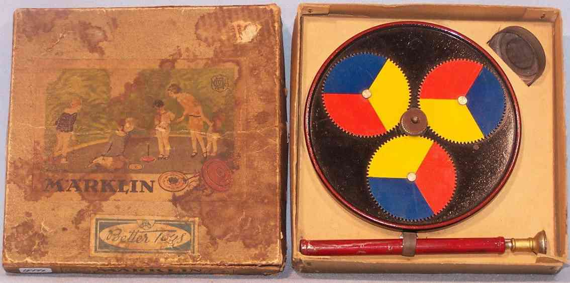 marklin 9678 tin toy top game