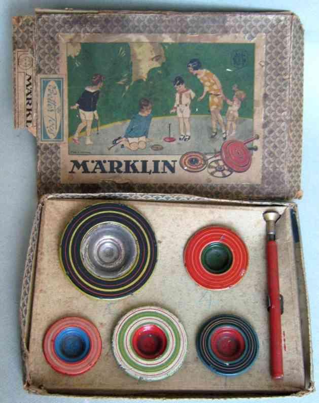 Märklin 9059 G/5 Kreiselspiel