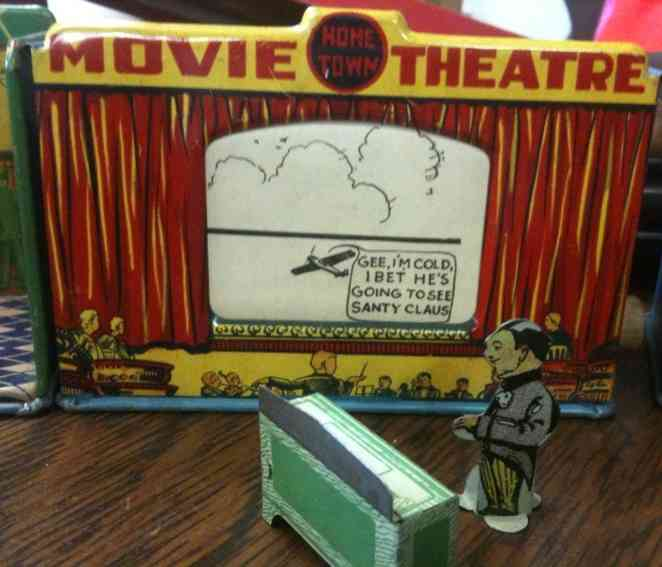 Marx Louis MOVIE THEATRE Theater
