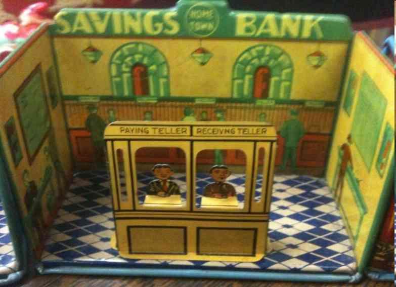 Marx Louis 183 Hometown SAVINGS BANK