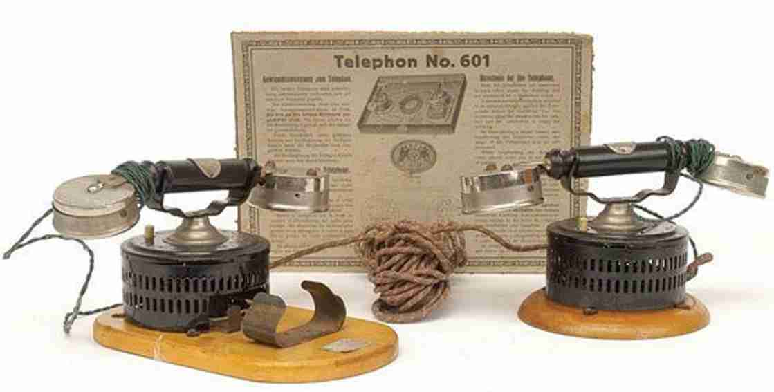 Plank Ernst 601 Telephone set