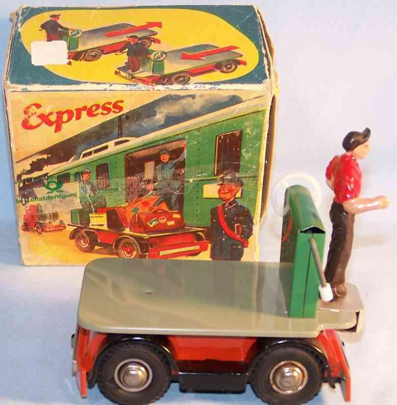 STRENCO Express-Gepäckwagen