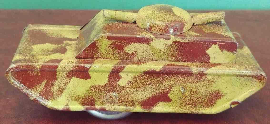 technofix 227 blech spielzeug panzer uhrwerk automatischer richtungswechsel