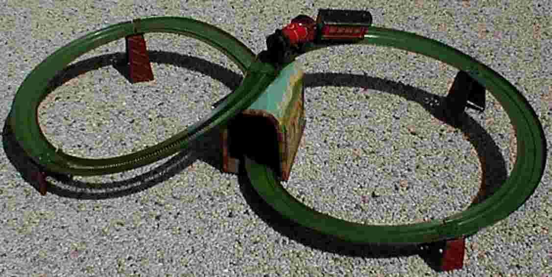 Technofix 235 Miniatur-Achterbahn