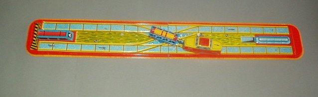 technofix 297 blech spielzeug verladebahn
