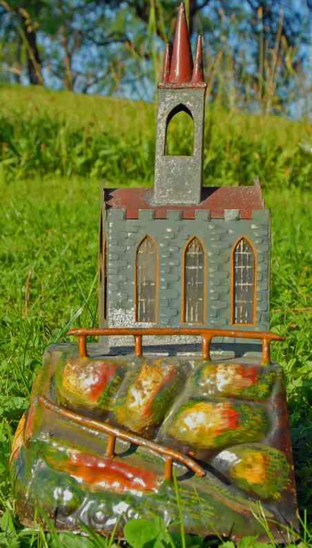 Kirche auf einem Berg Rock & Graner oder Lutz
