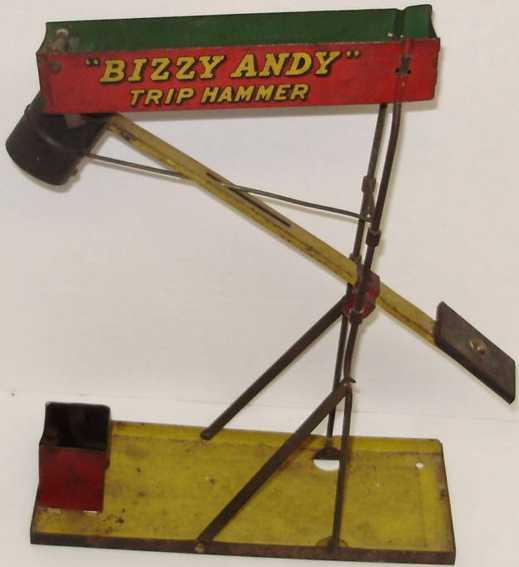 Wolverine Bizzy Andy Hammerwerk