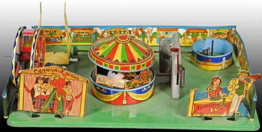 Wyandotte Carnival Toy