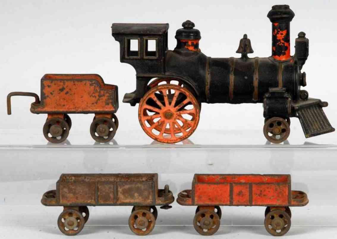 Carpenter Bodenläufer Gußeisen Güterzug