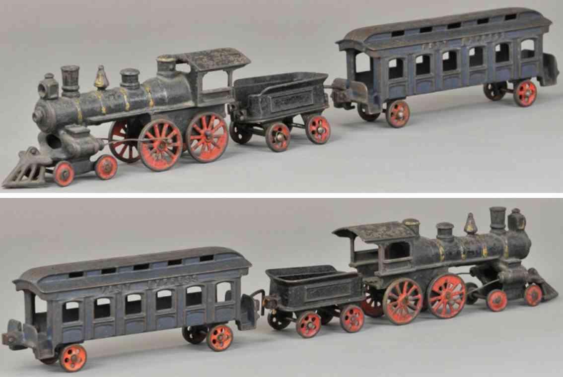 ives bodenlaeufer lokomotive tender personenwagen
