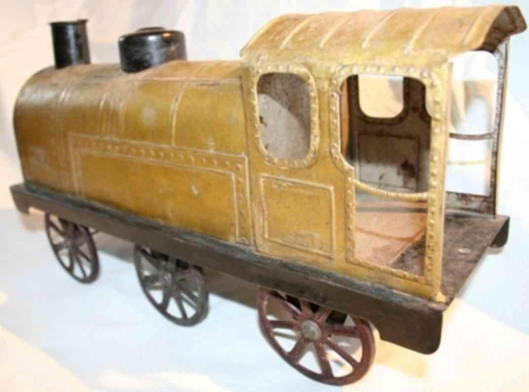 JEP Bodenläufer Lokomotive