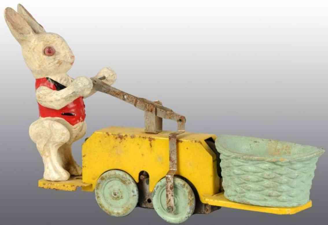 Lionel Floor Train Peter rabbit chick
