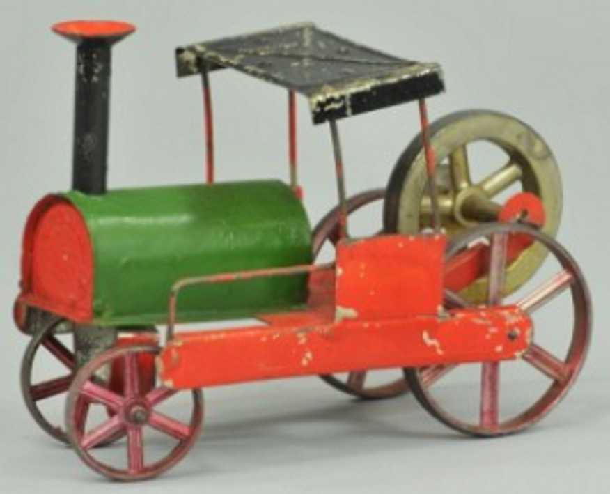 martin fernand spielzeug eisenbahn bodenlaeufer lokomotive