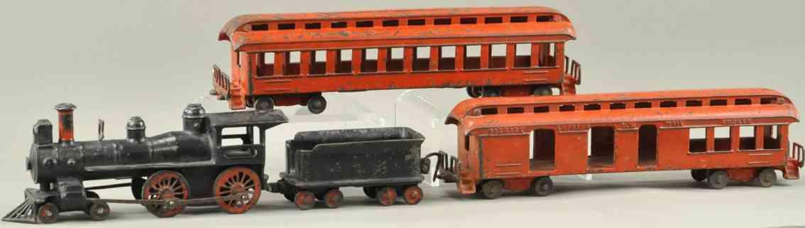 wilkins spielzeug eisenbahn bodenlaeufer personenzug