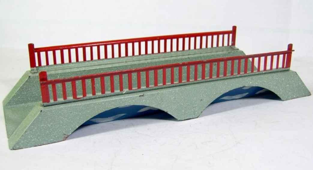kibri 61/3 railway toy bridge