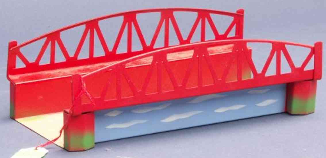 kibri 61/4 railway toy arch bridge