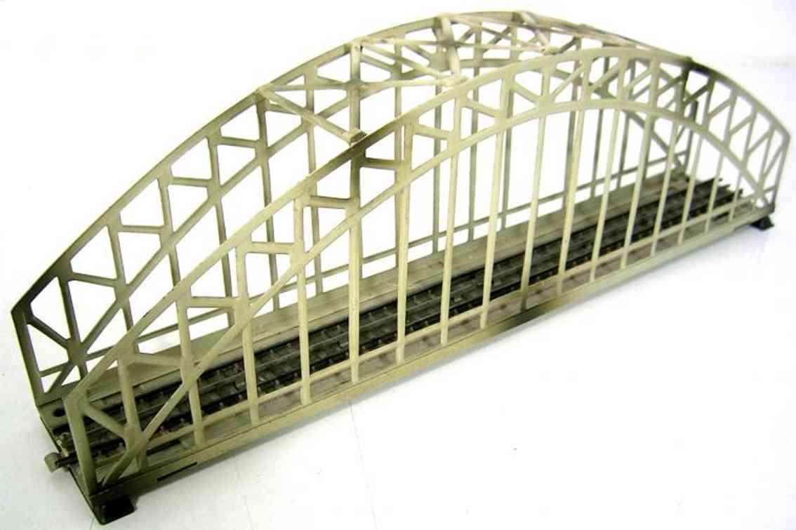 marklin 7163.2 toy grid bridge center conductor gauge h0