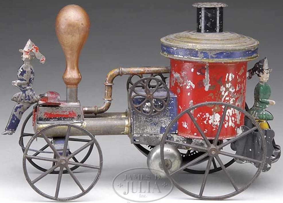 Althof Bergmann & C0 507/1 Transitional pumper
