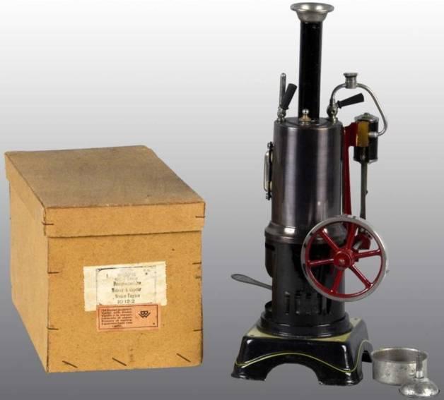 Bing 10/12/2 Stehende Dampfmaschine