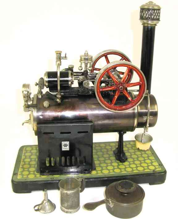 Bing 10/126/3 Stationäres Dampf-Lokomobil