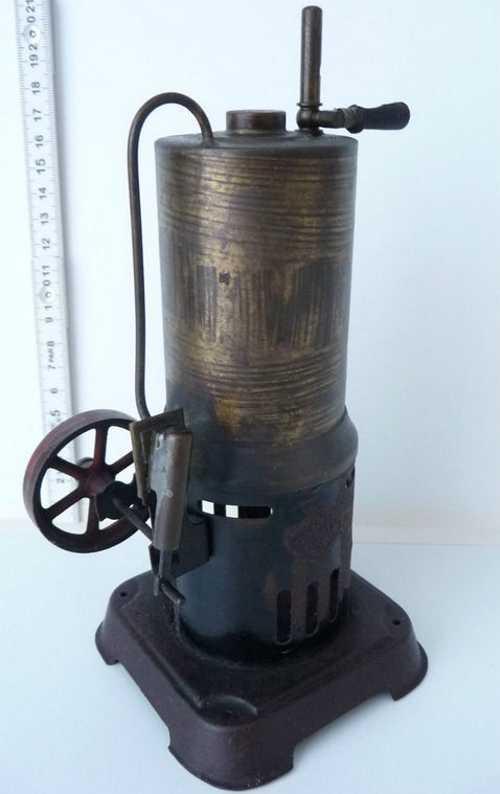 Bing 10/127/2 Stehende Dampfmaschine