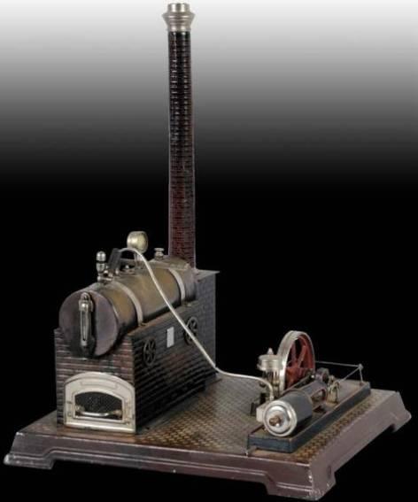 Bing 10/140/2 Liegende Dampfmaschine