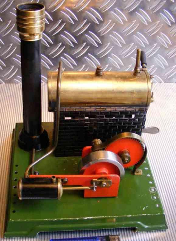 Bing 10/147/2 Liegende Dampfmaschine