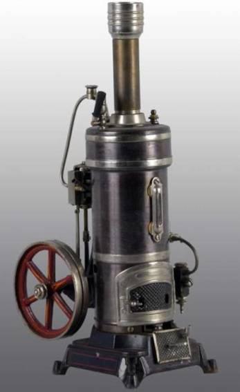 Bing 130/112 10/13/2 Stehende Dampfmaschine Vulcan