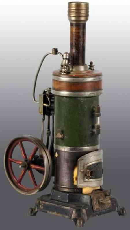 Bing 130/113 Stehende Dampfmaschine Vulcan