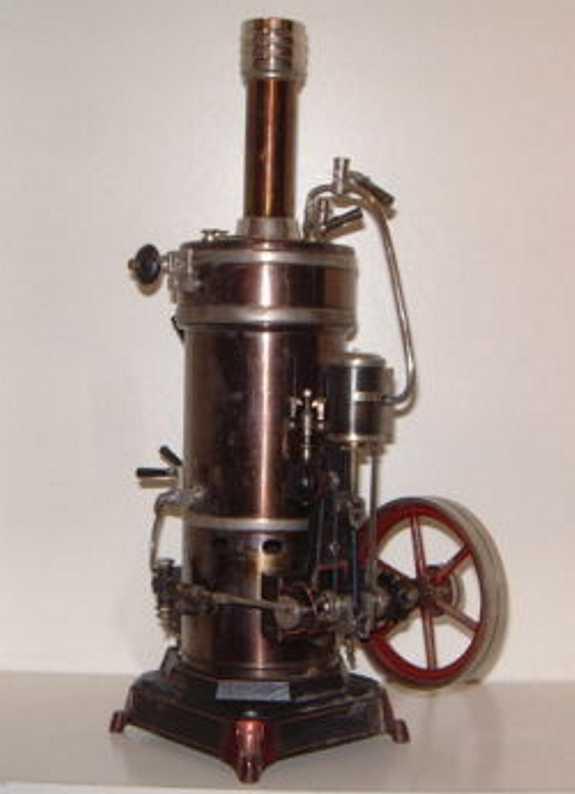 Bing 130/116 Stehende Dampfmaschine