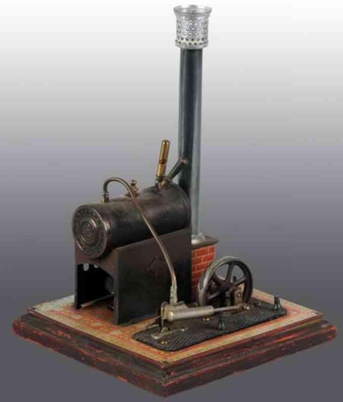 Bing 130/231 Liegende Dampfmaschine
