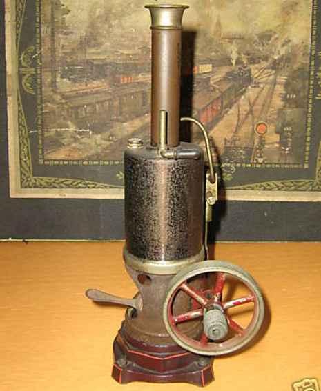 Bing 130/31 Stehende Dampfmaschine