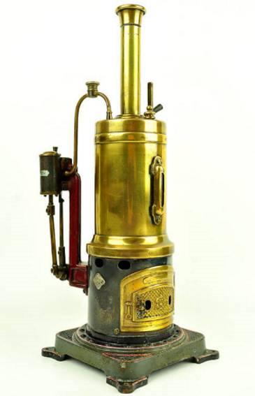 Bing 130/331 Stehende Dampfmaschine