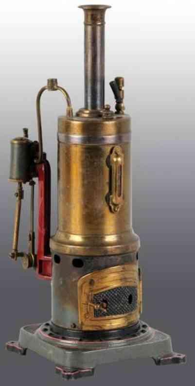 Bing 130/332 Stehende Dampfmaschine