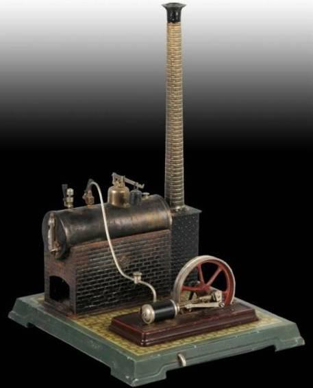 Bing 130/464 Liegende Dampfmaschine