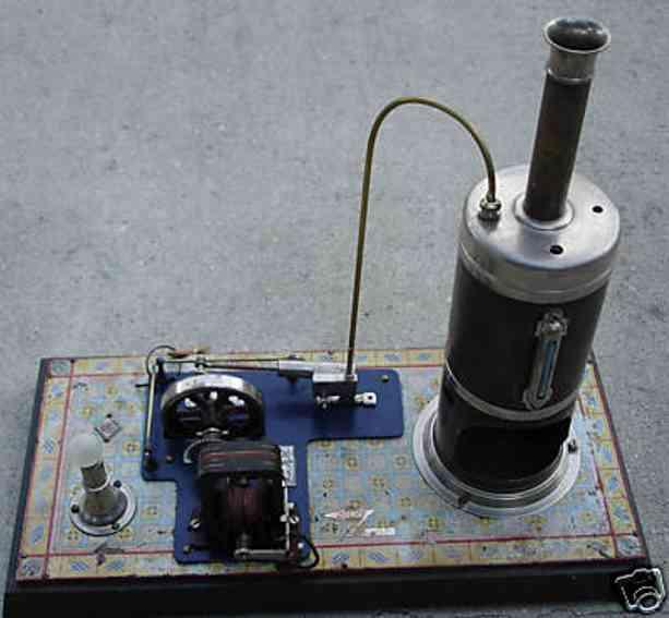 Bing 130/511 Stehende Dampfmaschine