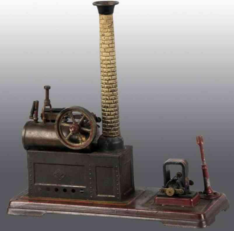 Bing 130/531 Liegende Dampfmaschine