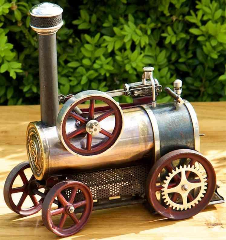 bing 130/711 fahrbare dampf-lokomobil phoenix