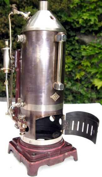 Bing 130/93 Stehende Dampfmaschine