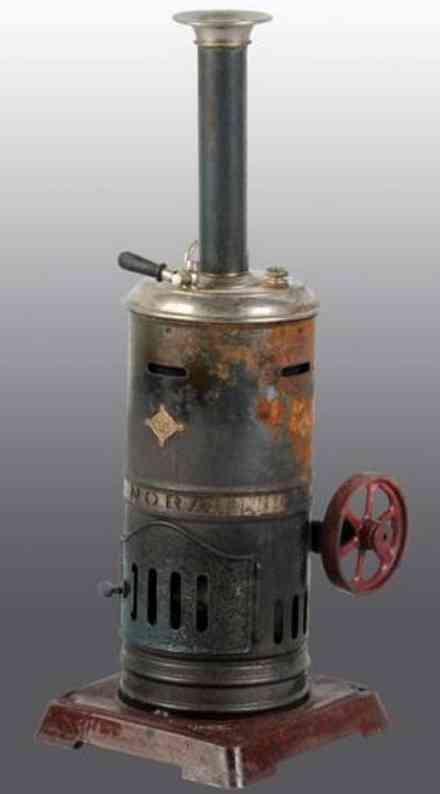 Bing 13760/3 Stehende Dampfmaschinen Nora