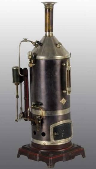 Bing 14078/6 KOH-I-NOOR Vertical Steam Toy